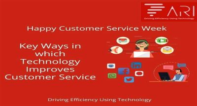 Key Ways in which Technology Improves Customer Service