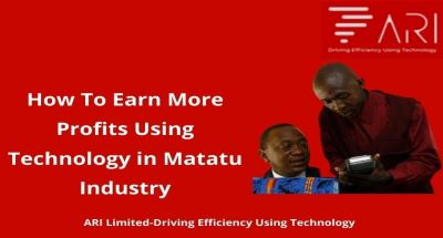 How To Earn More Profits Using Technology in Matatu Industry